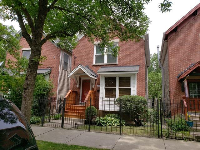 3256 W Evergreen Avenue, Chicago, IL 60651 (MLS #09988358) :: Property Consultants Realty