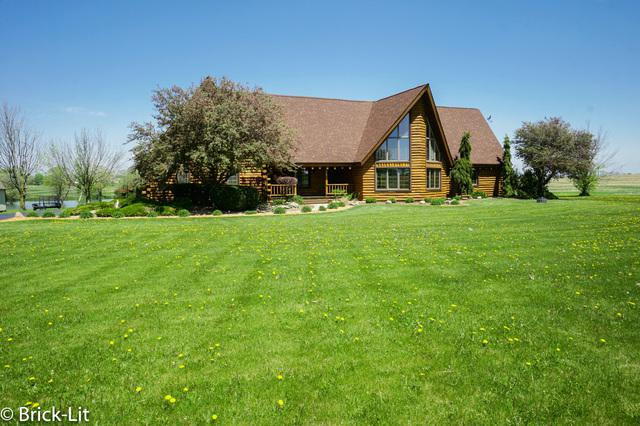 11842 W Offner Road, Peotone, IL 60468 (MLS #09988496) :: The Dena Furlow Team - Keller Williams Realty