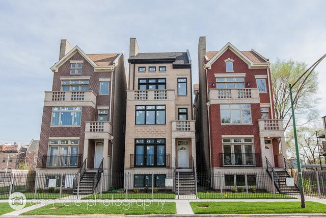 1447 E 65th Place #3, Chicago, IL 60637 (MLS #09988575) :: The Dena Furlow Team - Keller Williams Realty