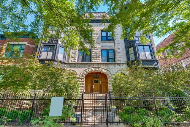 814 W Roscoe Street 1NW, Chicago, IL 60657 (MLS #09988591) :: Property Consultants Realty
