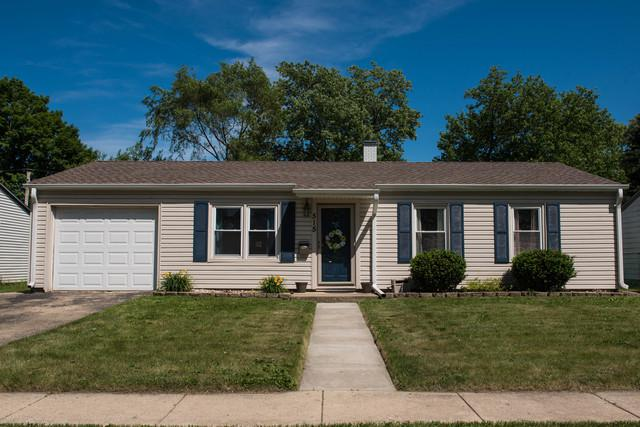515 Dalhart Avenue W, Romeoville, IL 60446 (MLS #09988601) :: The Wexler Group at Keller Williams Preferred Realty