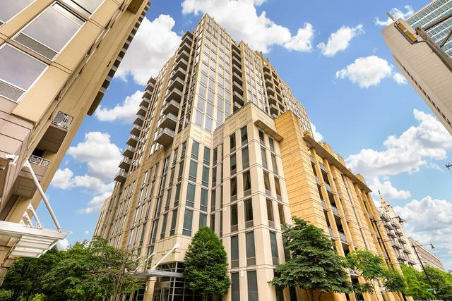 720 N Larrabee Street #1709, Chicago, IL 60654 (MLS #09988603) :: Property Consultants Realty