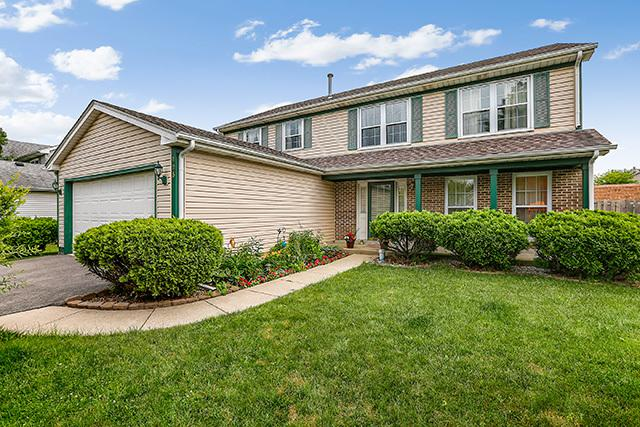 125 Wethersfield Lane, Bolingbrook, IL 60440 (MLS #09988619) :: The Wexler Group at Keller Williams Preferred Realty