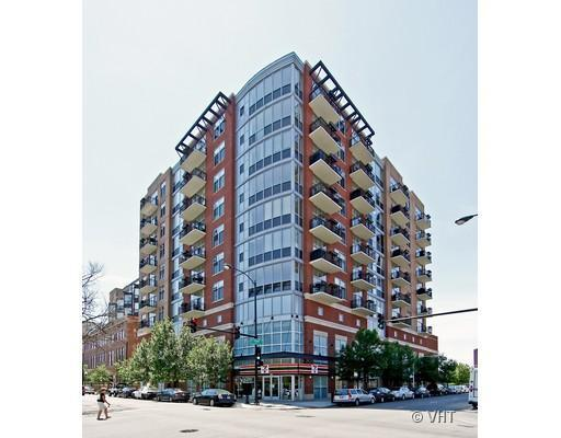 1201 W Adams Street #408, Chicago, IL 60607 (MLS #09988727) :: Property Consultants Realty
