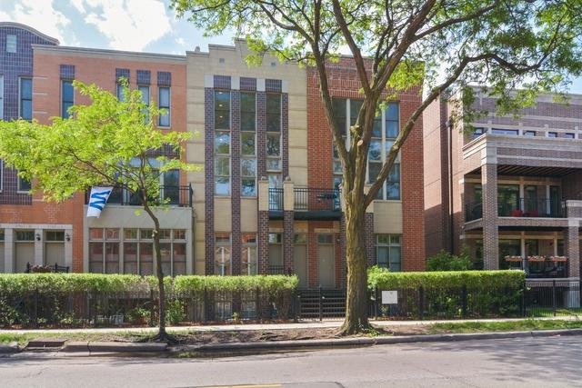 1507 W Diversey Parkway B, Chicago, IL 60614 (MLS #09988731) :: Property Consultants Realty