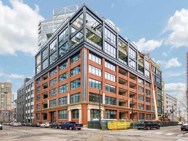 676 N Kingsbury Street Ph06, Chicago, IL 60654 (MLS #09988757) :: Property Consultants Realty