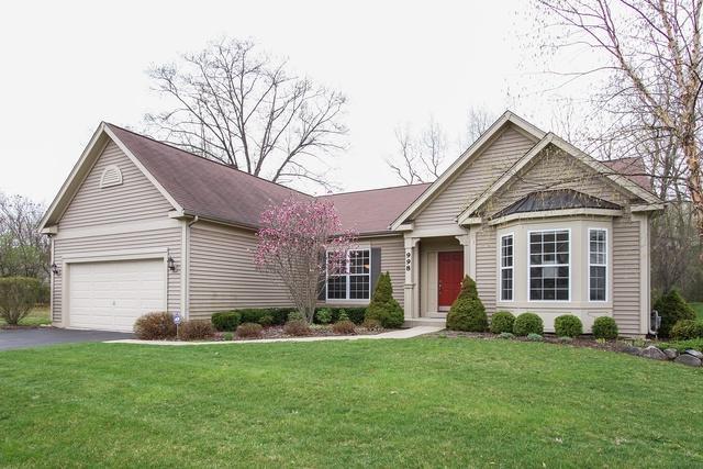 998 Reserve Court, Fox Lake, IL 60020 (MLS #09988901) :: Ani Real Estate