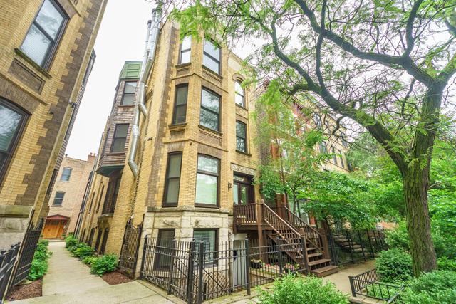 2216 N Sedgwick Street #1, Chicago, IL 60614 (MLS #09988963) :: Property Consultants Realty