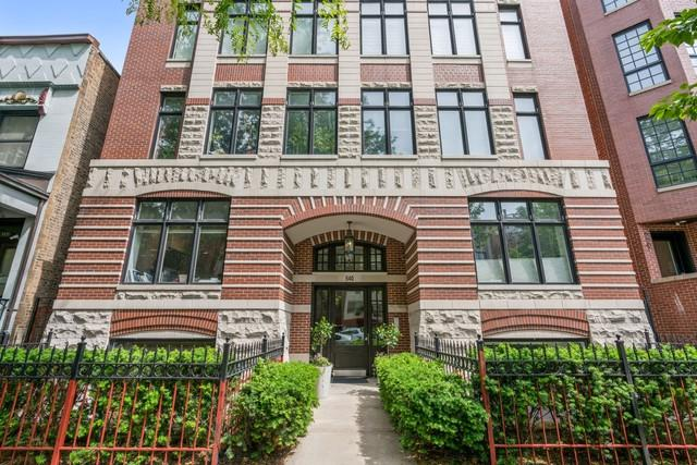 540 W Oakdale Avenue Ge, Chicago, IL 60657 (MLS #09988980) :: Property Consultants Realty