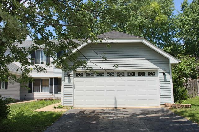 1110 Brockton Court #1110, Aurora, IL 60504 (MLS #09989021) :: Property Consultants Realty