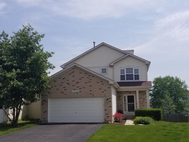 1773 S Fallbrook Drive #1773, Round Lake, IL 60073 (MLS #09989044) :: Property Consultants Realty