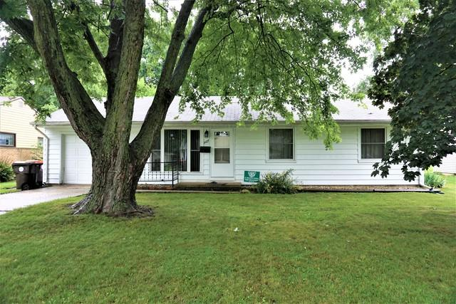 1125 Englewood Drive, Rantoul, IL 61866 (MLS #09989095) :: Ani Real Estate