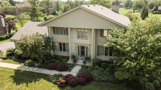 8532 Heather Drive, Burr Ridge, IL 60527 (MLS #09989115) :: The Wexler Group at Keller Williams Preferred Realty