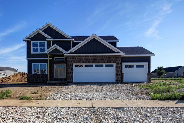506 E Country Ridge Drive, Mahomet, IL 61853 (MLS #09989137) :: Littlefield Group