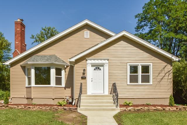 18523 Perth Avenue, Homewood, IL 60430 (MLS #09989139) :: Ani Real Estate