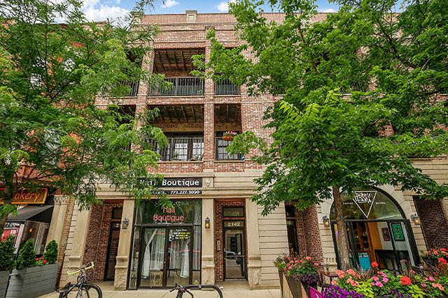 2142 W Division Street #3, Chicago, IL 60622 (MLS #09989184) :: The Perotti Group