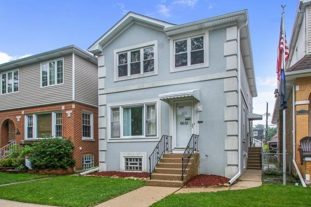 6655 W Hayes Avenue, Chicago, IL 60631 (MLS #09989287) :: Ani Real Estate