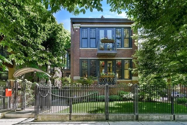 1457 W Addison Street, Chicago, IL 60613 (MLS #09989305) :: Lewke Partners