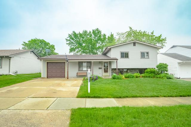 5123 Greentree Road, Oak Forest, IL 60452 (MLS #09989411) :: Lewke Partners