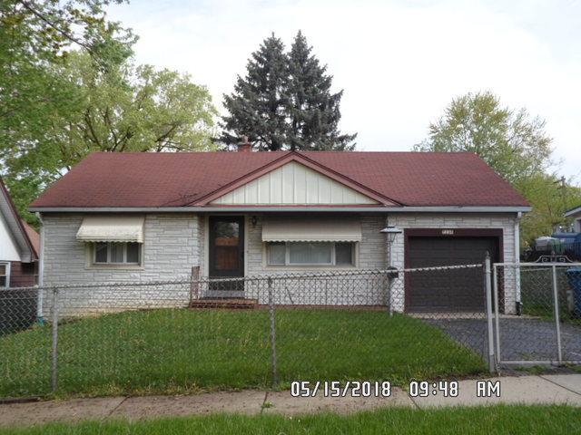 7238 W 113th Street, Worth, IL 60482 (MLS #09989428) :: The Dena Furlow Team - Keller Williams Realty