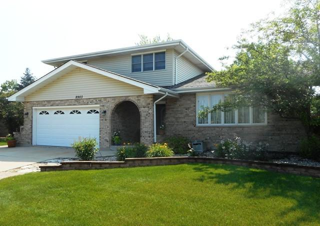8903 Edgewood Court, Tinley Park, IL 60487 (MLS #09989458) :: The Wexler Group at Keller Williams Preferred Realty