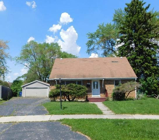 10803 Mayfield Avenue, Chicago Ridge, IL 60415 (MLS #09989604) :: The Dena Furlow Team - Keller Williams Realty