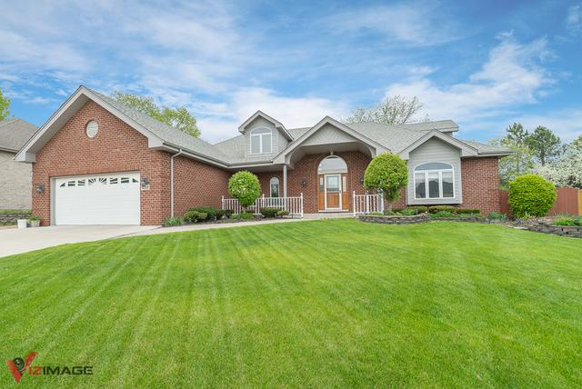 17318 Briar Drive, Tinley Park, IL 60487 (MLS #09989605) :: The Wexler Group at Keller Williams Preferred Realty