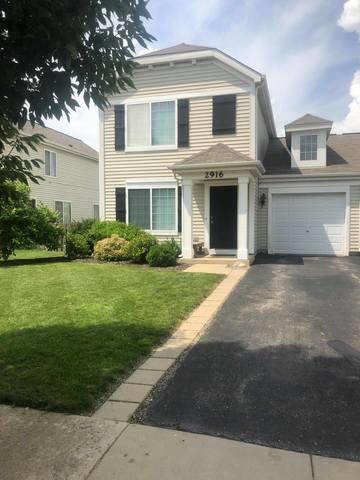 2916 Meadowview Lane, Montgomery, IL 60538 (MLS #09989795) :: Ani Real Estate