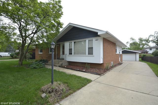 333 Arquilla Drive, Glenwood, IL 60425 (MLS #09989808) :: The Dena Furlow Team - Keller Williams Realty