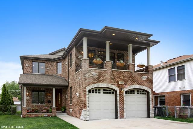 8332 Mango Avenue, Morton Grove, IL 60053 (MLS #09989892) :: Ani Real Estate