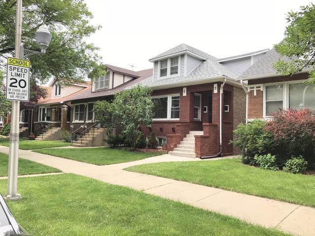 5222 N Lieb Avenue, Chicago, IL 60630 (MLS #09989960) :: Ani Real Estate