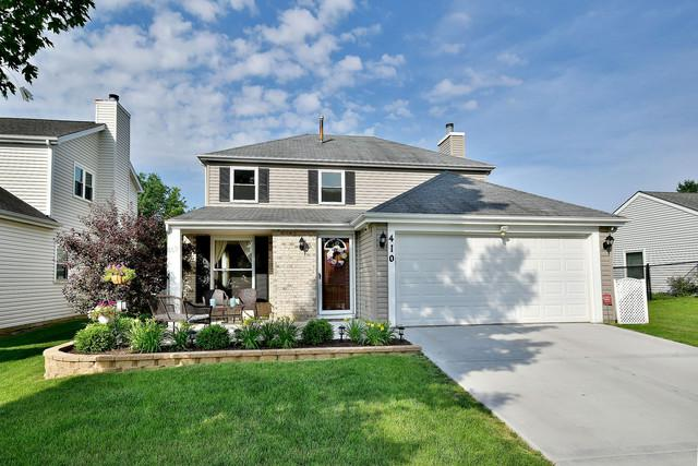 410 Essex Place, Carol Stream, IL 60188 (MLS #09990007) :: Ani Real Estate