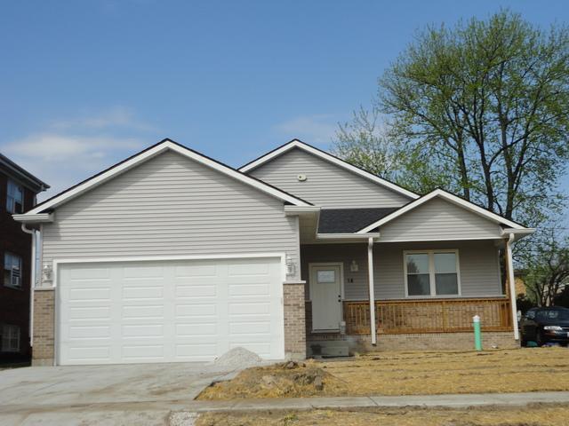 14 N Lind Avenue, Hillside, IL 60162 (MLS #09990148) :: Ani Real Estate