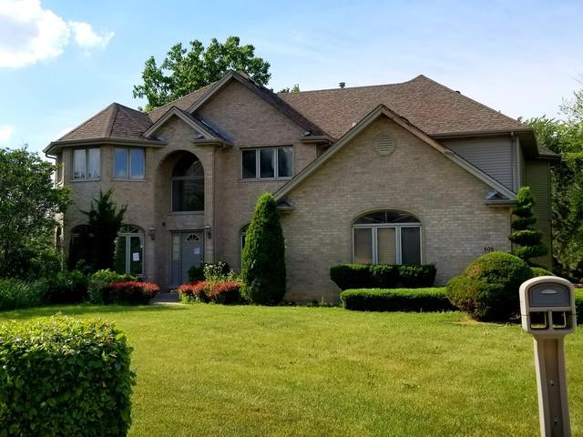 606 Wysteria Drive, Olympia Fields, IL 60461 (MLS #09990218) :: The Wexler Group at Keller Williams Preferred Realty