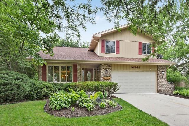 14365 Mallard Drive, Homer Glen, IL 60491 (MLS #09990332) :: Ani Real Estate