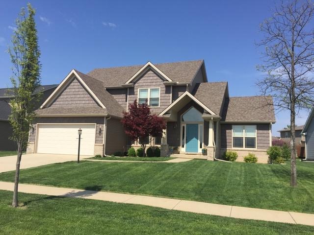 1310 Ridge Creek Road, Savoy, IL 61874 (MLS #09990355) :: Ryan Dallas Real Estate