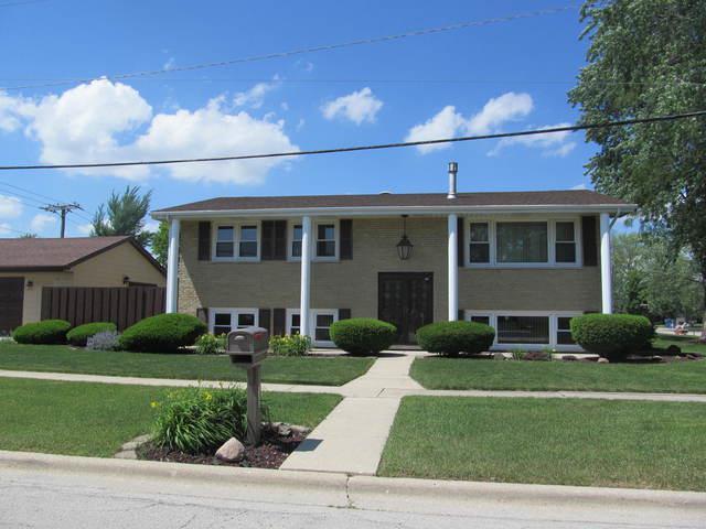 8140 Odell Avenue, Bridgeview, IL 60455 (MLS #09990362) :: The Dena Furlow Team - Keller Williams Realty