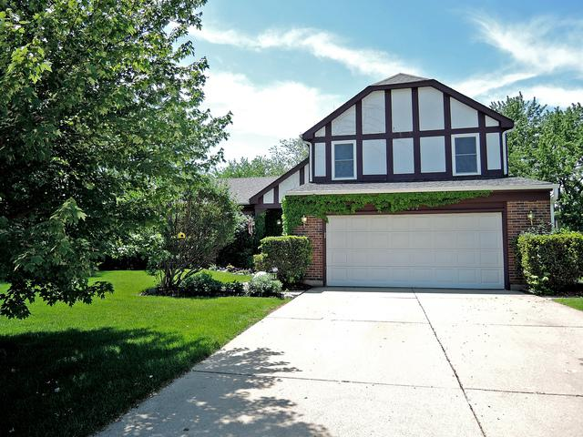 1832 Albright Court, Wheaton, IL 60189 (MLS #09990378) :: The Wexler Group at Keller Williams Preferred Realty