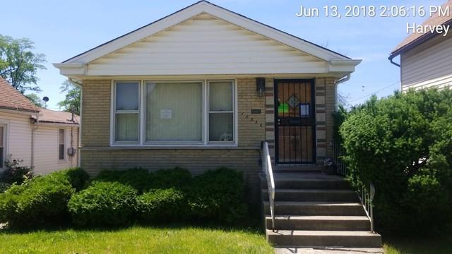 15820 Carse Avenue, Harvey, IL 60426 (MLS #09990472) :: The Dena Furlow Team - Keller Williams Realty