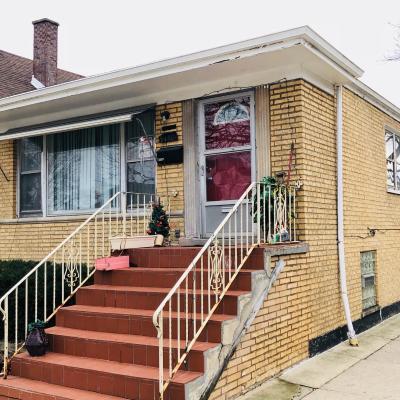 5400 S Francisco Avenue, Chicago, IL 60632 (MLS #09990528) :: Ani Real Estate