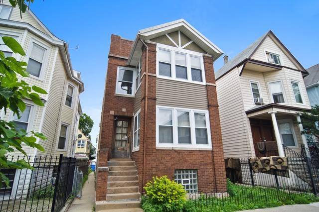 3051 N Avers Avenue, Chicago, IL 60618 (MLS #09990539) :: The Dena Furlow Team - Keller Williams Realty