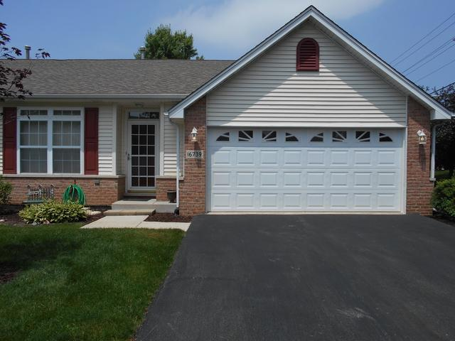 16739 S Sunset Ridge Court, Lockport, IL 60441 (MLS #09990560) :: The Wexler Group at Keller Williams Preferred Realty