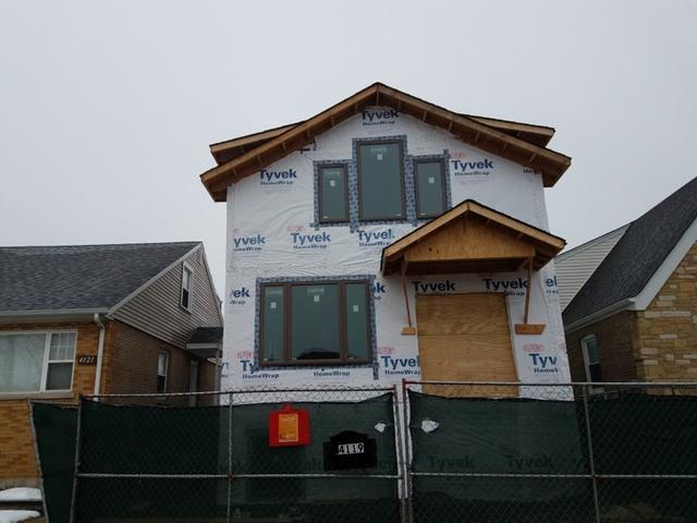 4119 N Odell Avenue, Norridge, IL 60706 (MLS #09990579) :: Ani Real Estate
