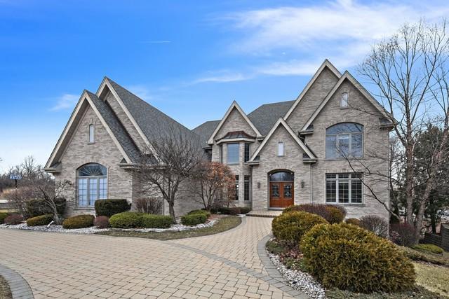 8525 Timber Ridge Drive, Burr Ridge, IL 60527 (MLS #09990601) :: The Wexler Group at Keller Williams Preferred Realty