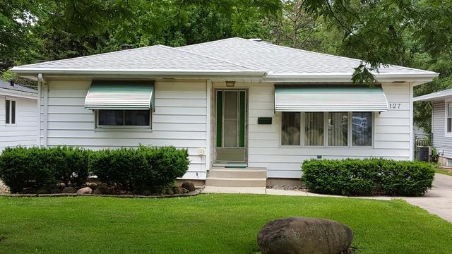 127 S Reed Street, Joliet, IL 60436 (MLS #09990677) :: The Dena Furlow Team - Keller Williams Realty