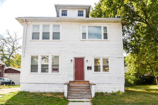 1668 Buena Vista Avenue, Chicago Heights, IL 60411 (MLS #09990791) :: Ani Real Estate