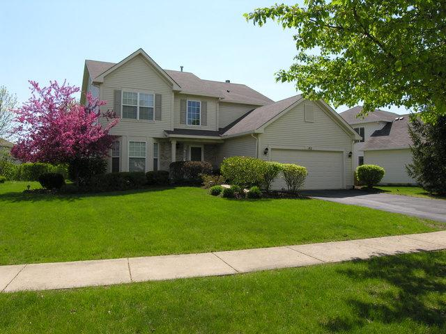 182 Christine Way, Bolingbrook, IL 60440 (MLS #09990860) :: The Wexler Group at Keller Williams Preferred Realty