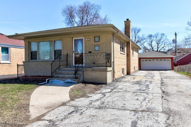 341 N Wolf Road, Hillside, IL 60162 (MLS #09990869) :: Ani Real Estate
