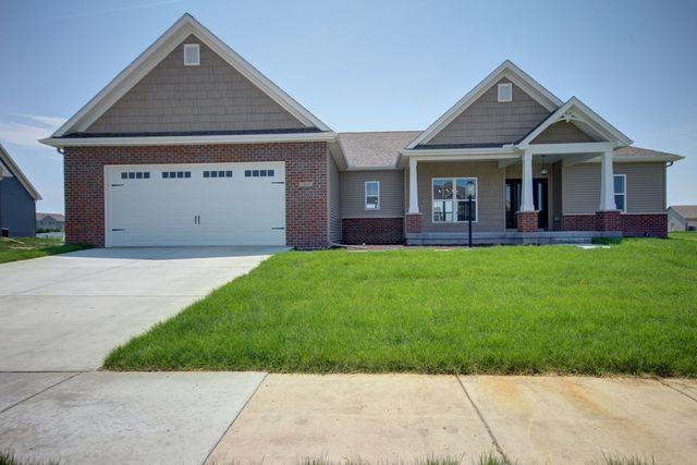 5009 Abbey Fields Drive, Champaign, IL 61822 (MLS #09990885) :: Littlefield Group