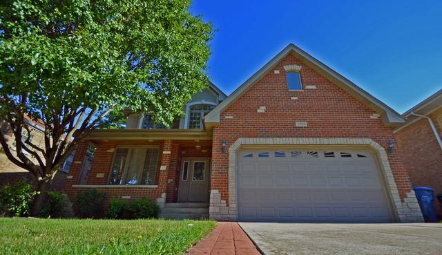 3908 W 99TH Street, Evergreen Park, IL 60805 (MLS #09990914) :: Ani Real Estate